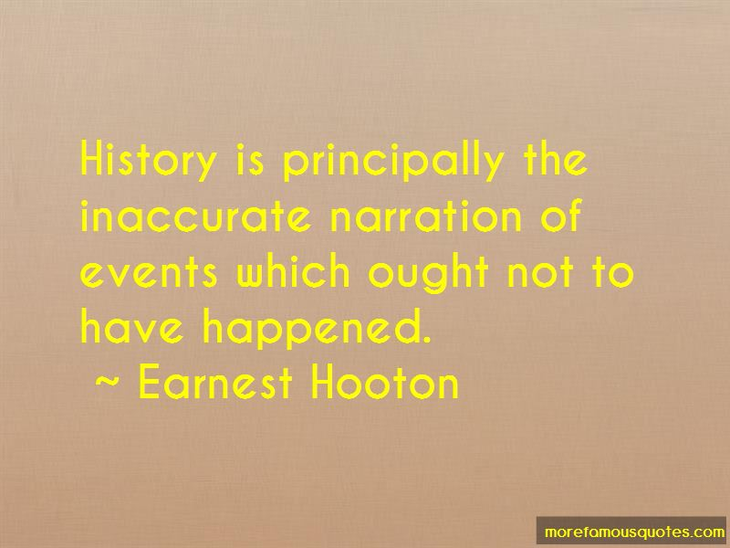 Earnest Hooton Quotes Pictures 4