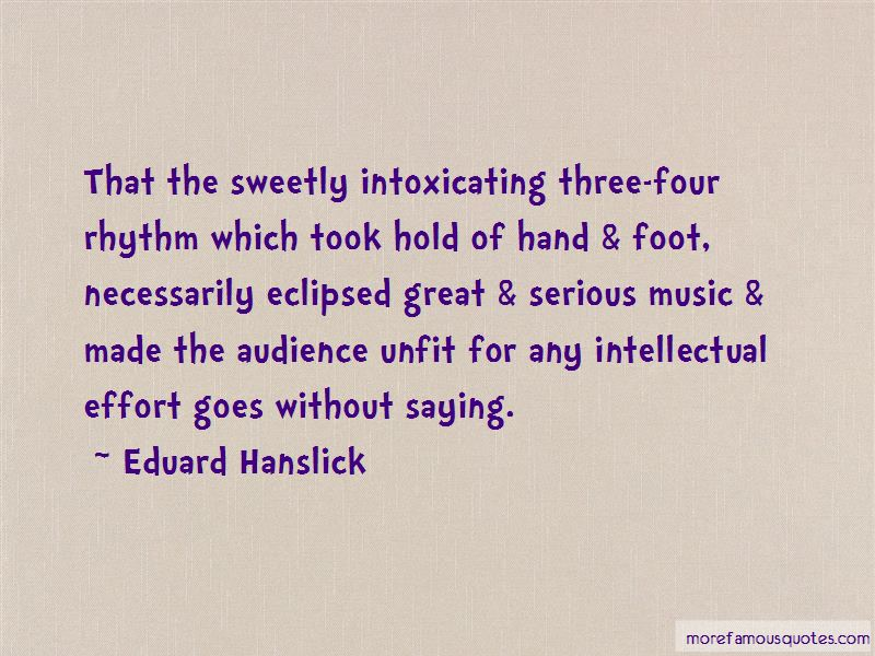 Eduard Hanslick Quotes Pictures 4
