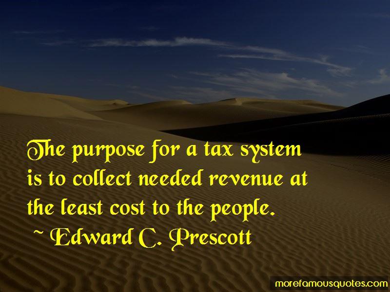 Edward C. Prescott Quotes Pictures 3