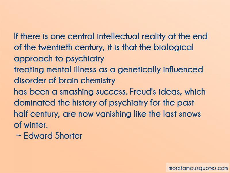 Edward Shorter Quotes