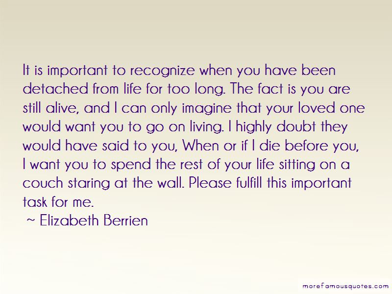 Elizabeth Berrien Quotes Pictures 4