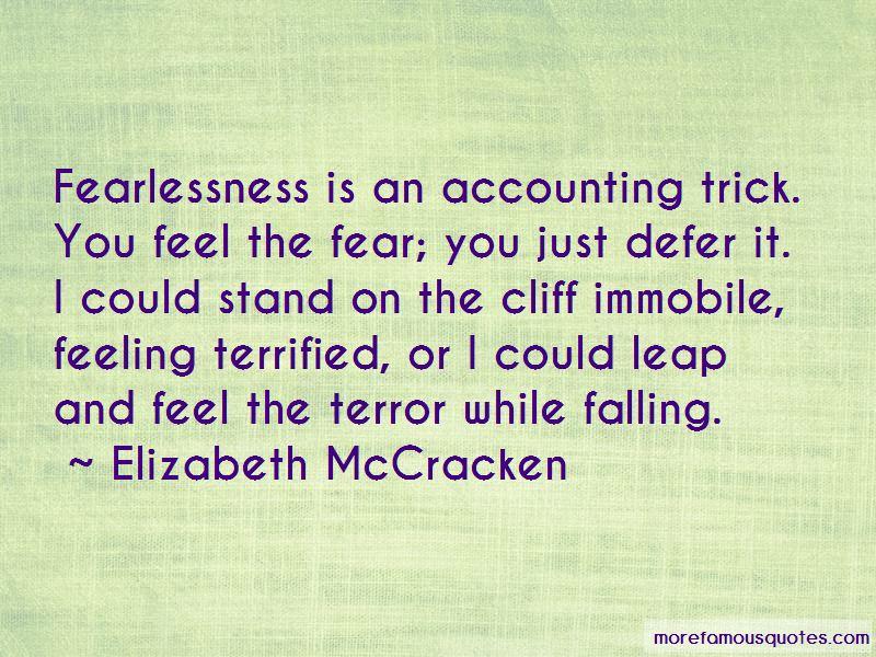Elizabeth McCracken Quotes
