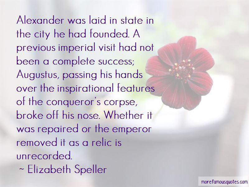 Elizabeth Speller Quotes Pictures 3