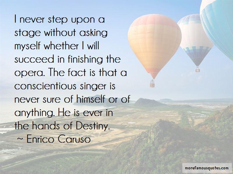 Enrico Caruso Quotes Pictures 2