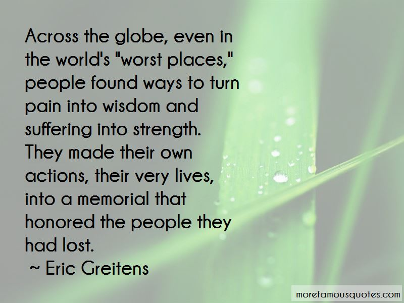 Eric Greitens Quotes