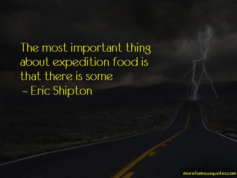 Eric Shipton Quotes Pictures 2