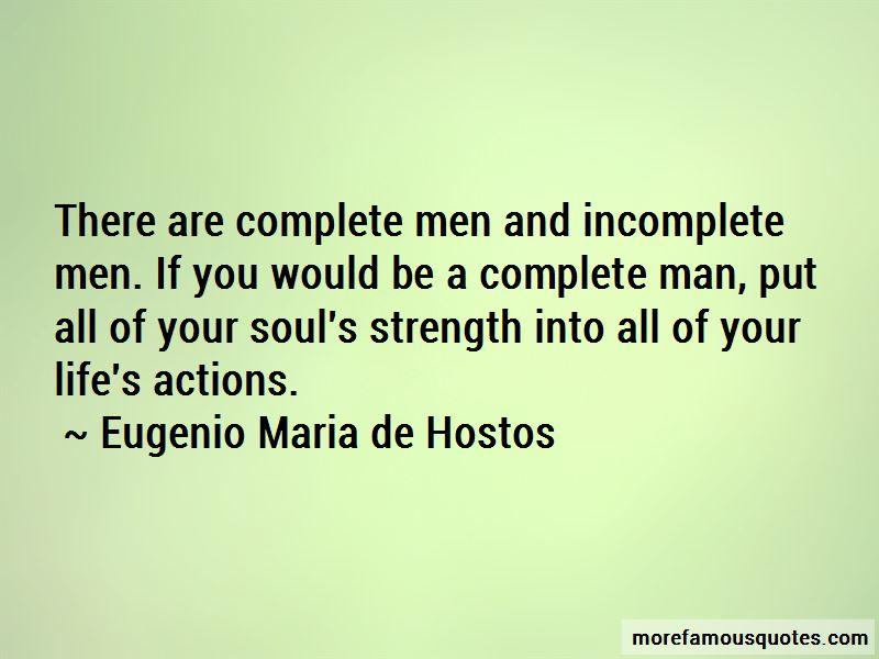 Eugenio Maria De Hostos Quotes Pictures 4