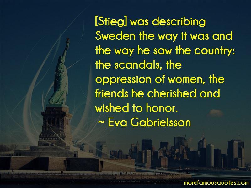 Eva Gabrielsson Quotes Pictures 3