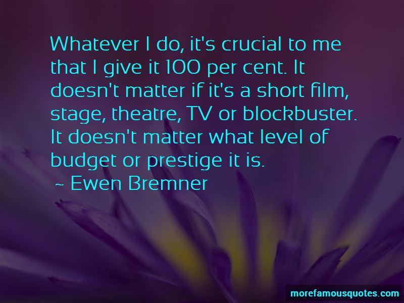 Ewen Bremner Quotes Pictures 3