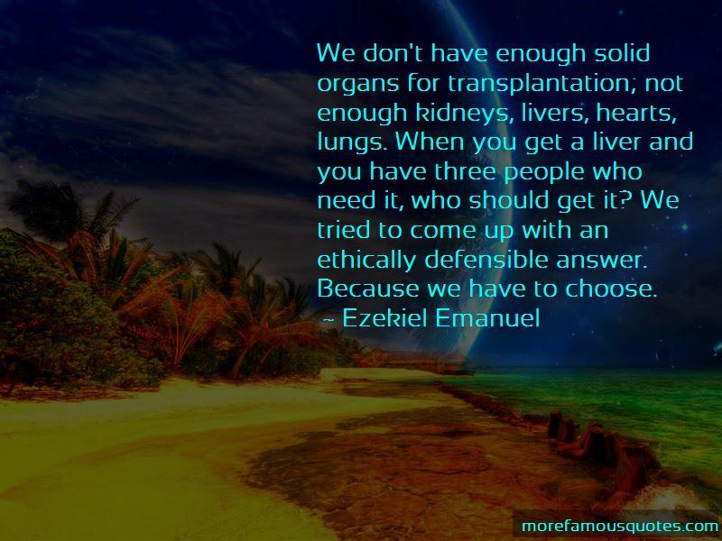 Ezekiel Emanuel Quotes Pictures 3