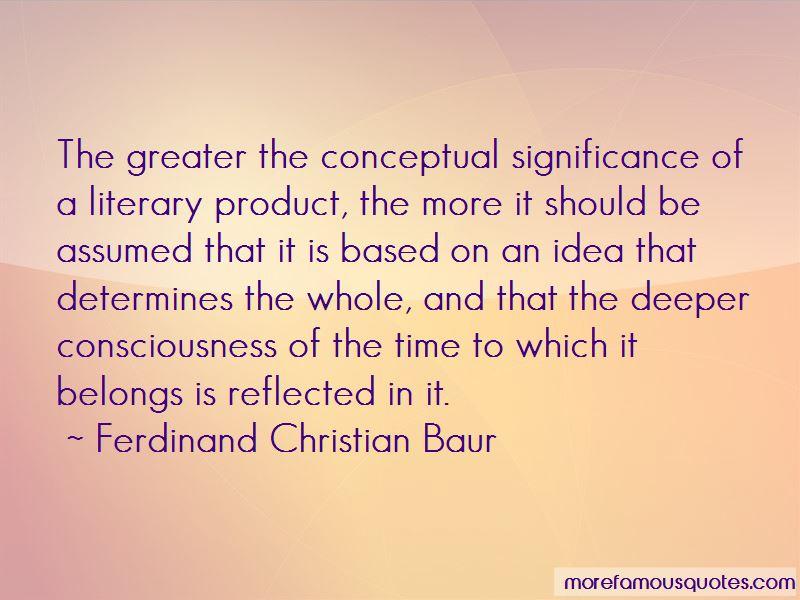 Ferdinand Christian Baur Quotes Pictures 2