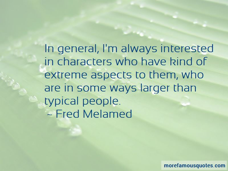 Fred Melamed Quotes Pictures 2