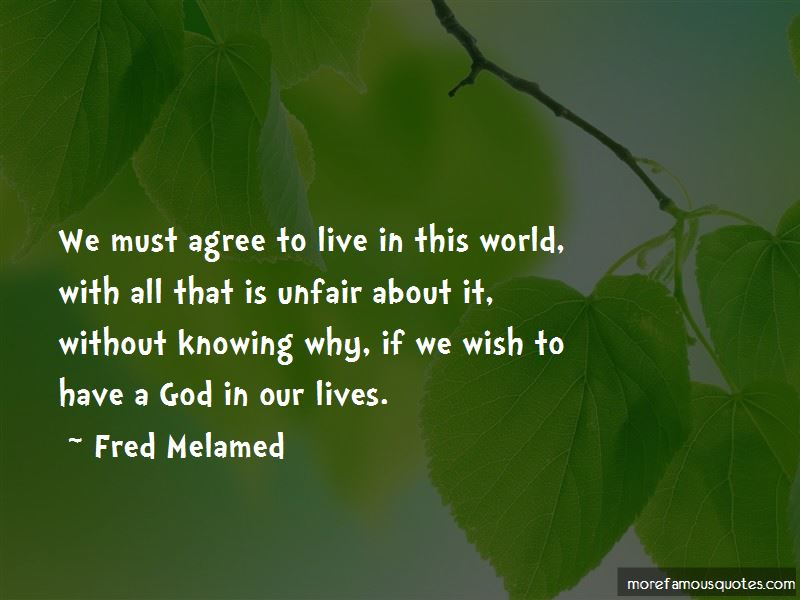 Fred Melamed Quotes Pictures 4