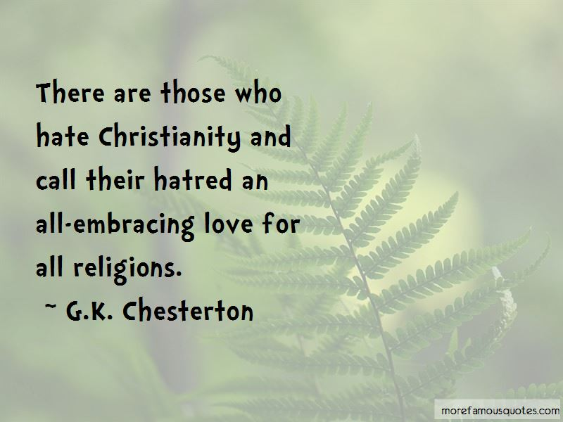 G.K. Chesterton Quotes Pictures 3