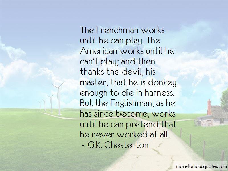 G.K. Chesterton Quotes