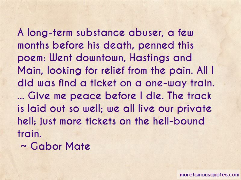 Gabor Mate Quotes Pictures 3