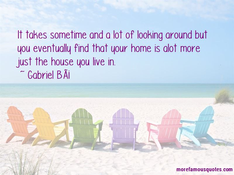 Gabriel-Ba Quotes Pictures 4