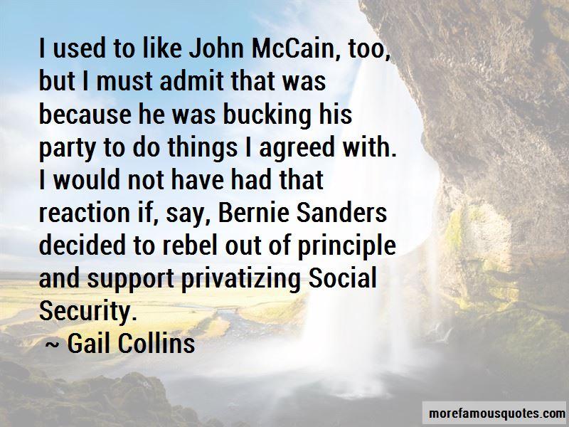 Gail Collins Quotes