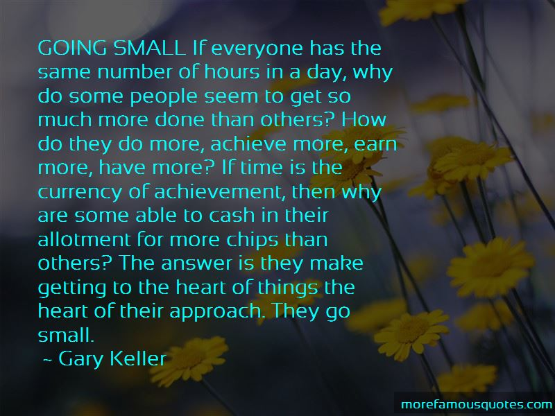 Gary Keller Quotes Pictures 2