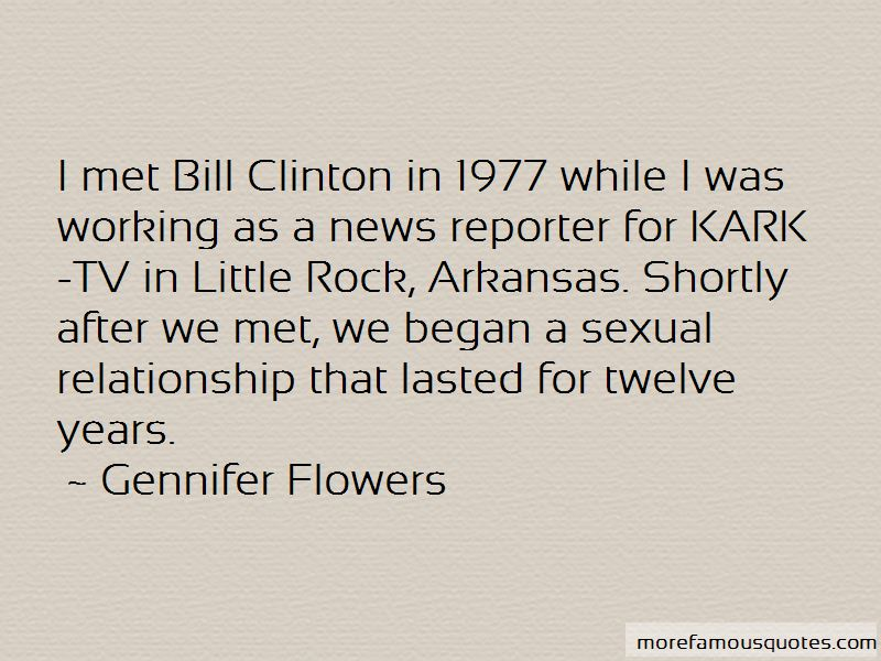 Gennifer Flowers Quotes Pictures 2