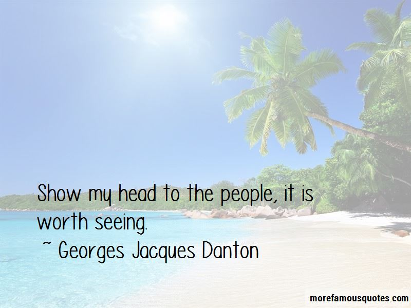 Georges Jacques Danton Quotes Pictures 2