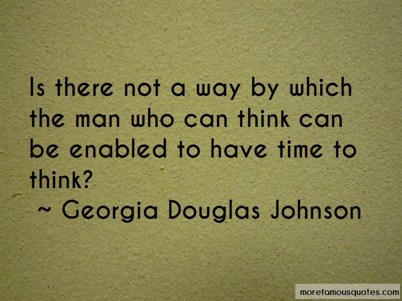 Georgia Douglas Johnson Quotes Pictures 3