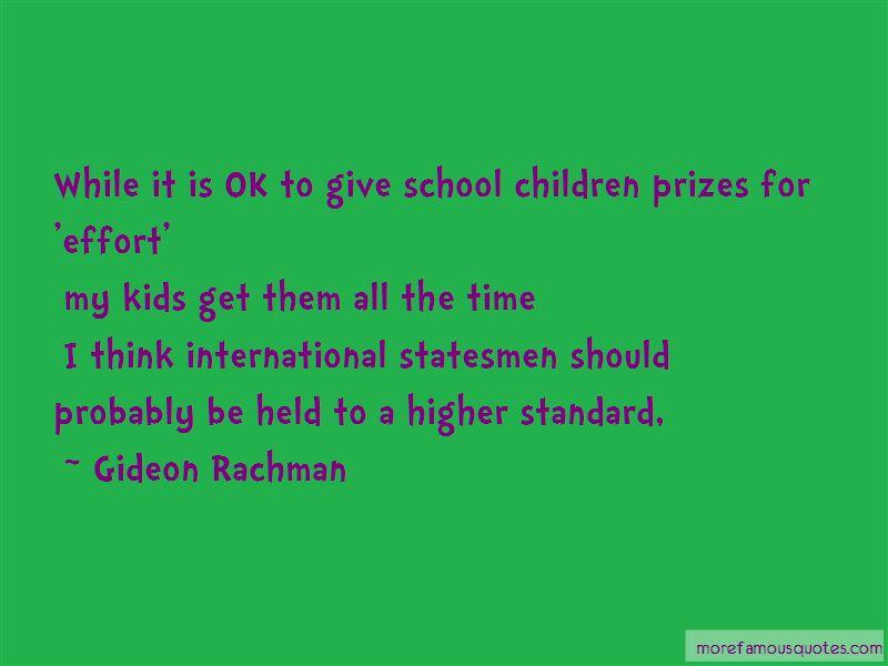 Gideon Rachman Quotes Pictures 2