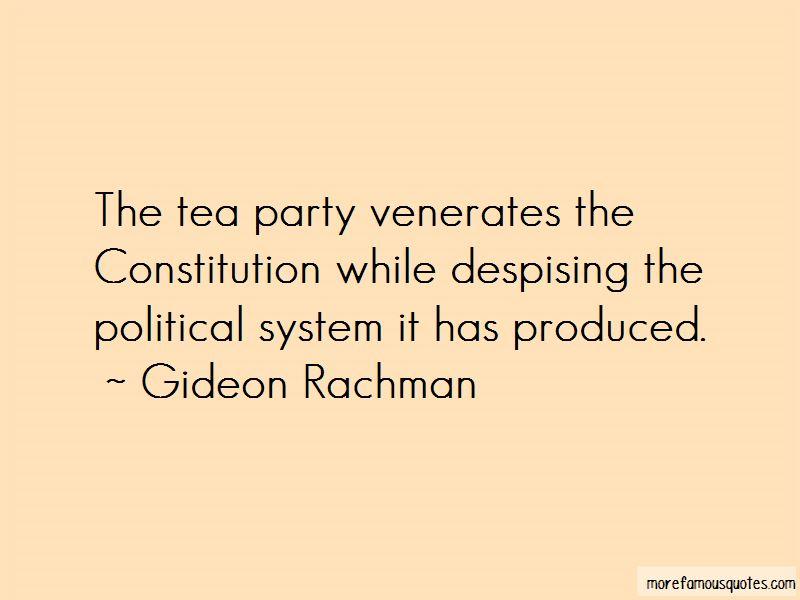 Gideon Rachman Quotes Pictures 3