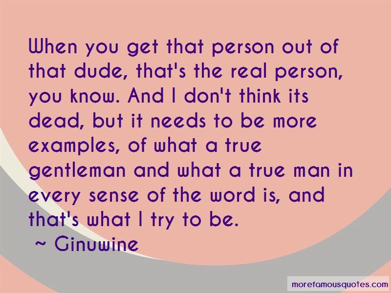 Ginuwine Quotes Pictures 2