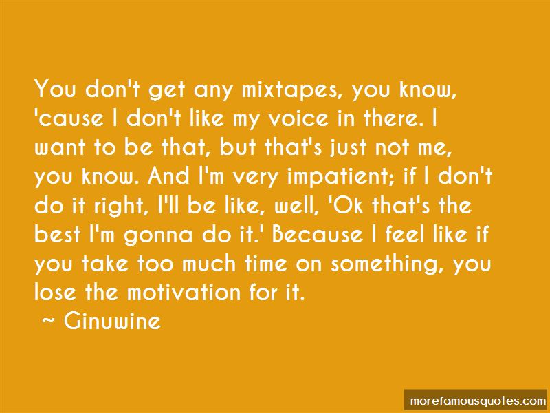 Ginuwine Quotes Pictures 4