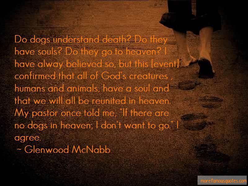 Glenwood McNabb Quotes