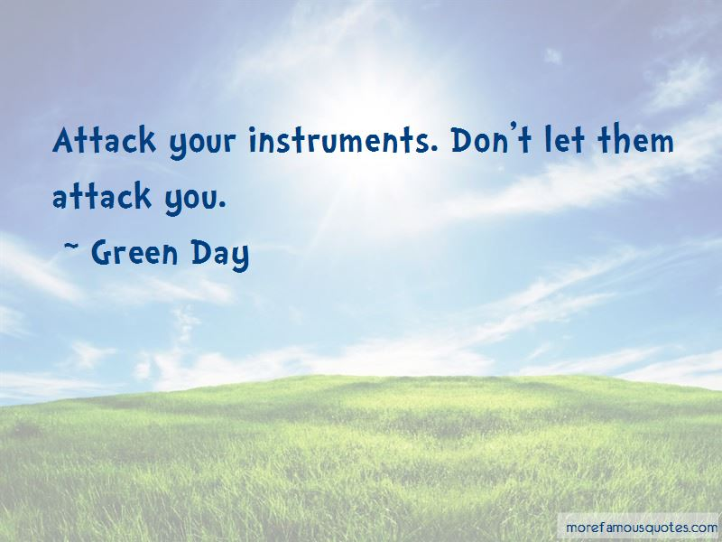 Green Day Quotes Pictures 3