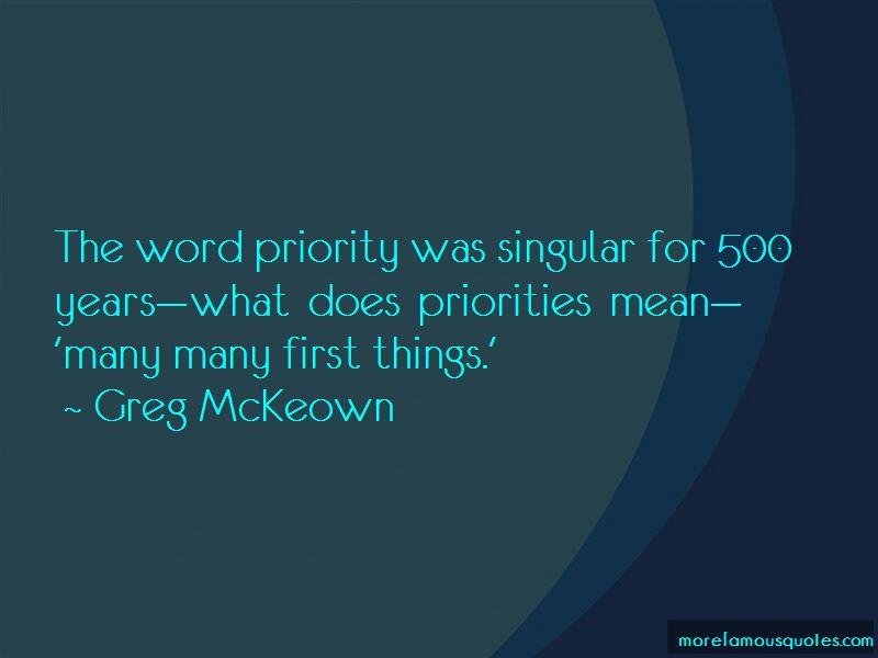 Greg McKeown Quotes