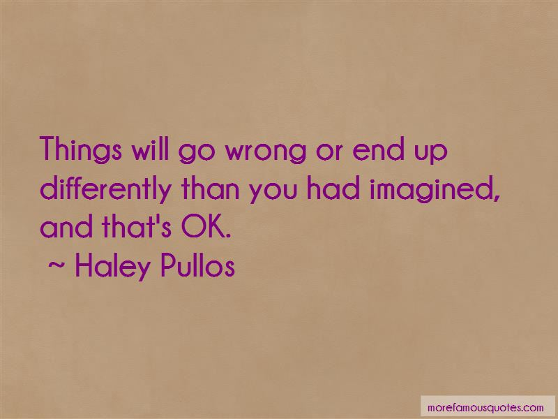 Haley Pullos Quotes Pictures 4