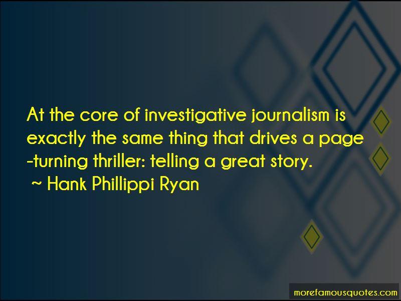 Hank Phillippi Ryan Quotes Pictures 2