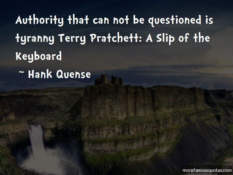 Hank Quense Quotes