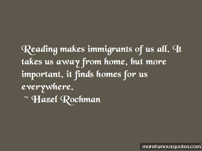 Hazel Rochman Quotes Pictures 3