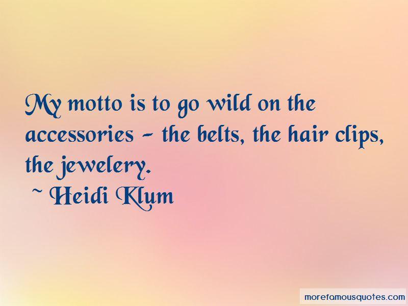 Heidi Klum Quotes Pictures 2
