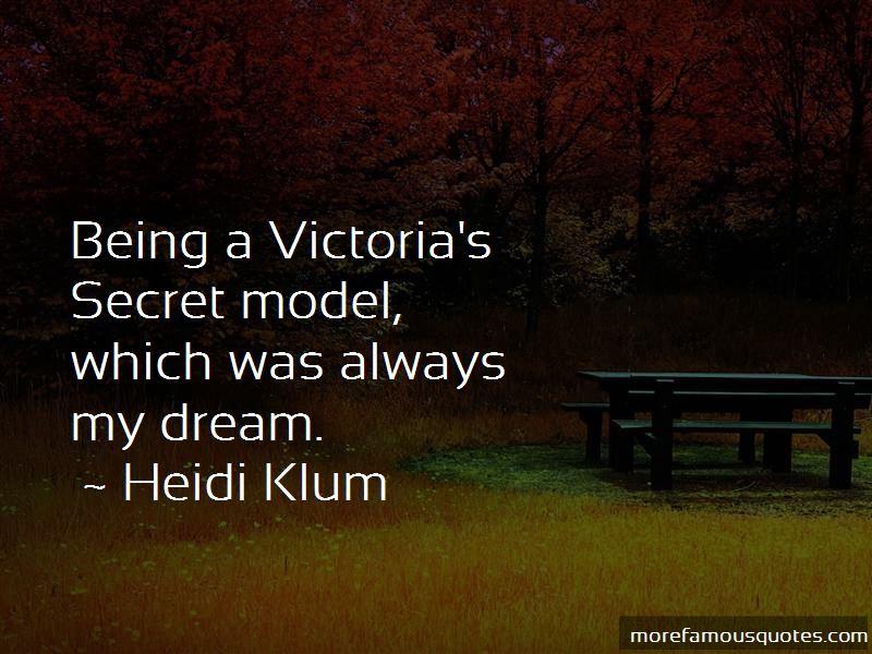 Heidi Klum Quotes Pictures 3