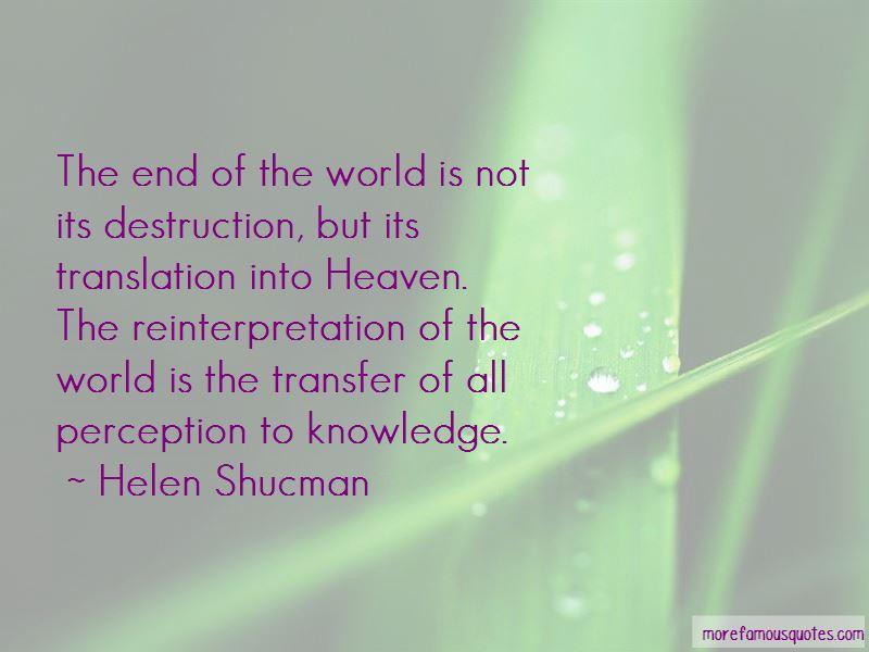 Helen Shucman Quotes Pictures 2