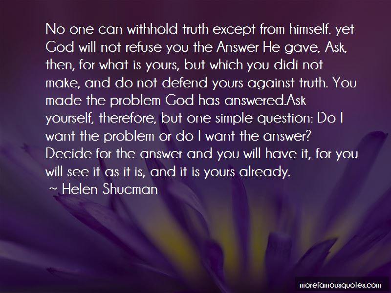 Helen Shucman Quotes Pictures 3
