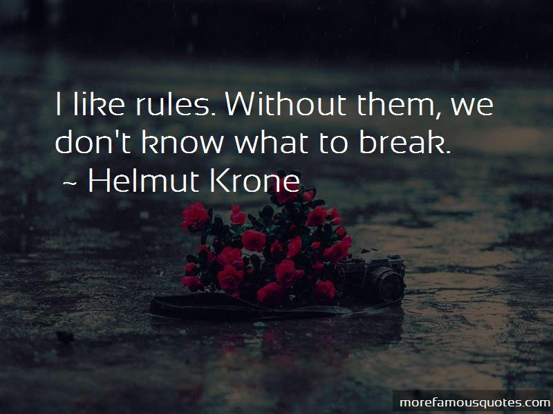 Helmut Krone Quotes