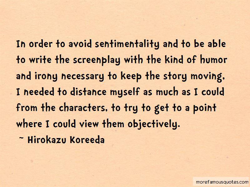 Hirokazu Koreeda Quotes Pictures 2