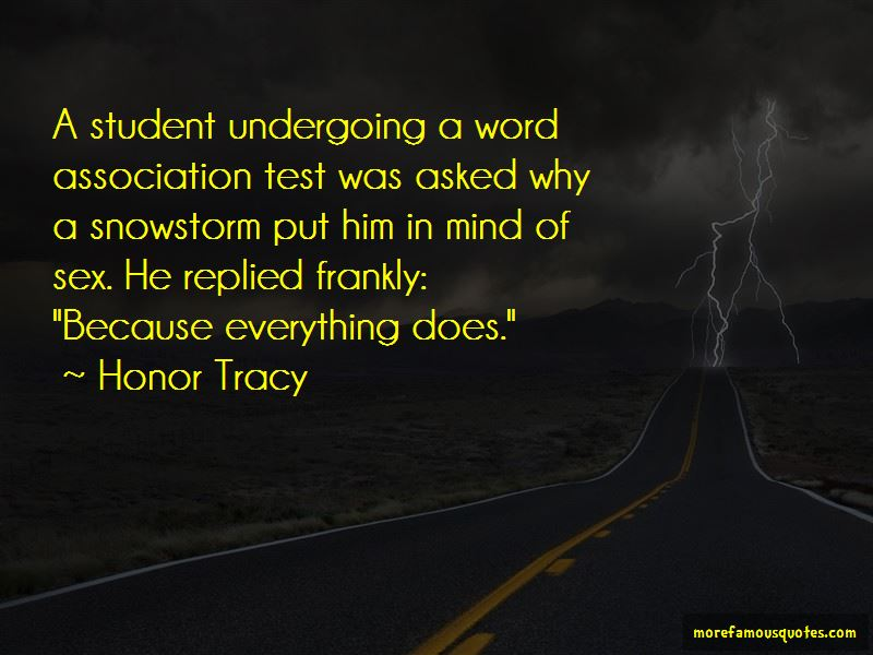 Honor Tracy Quotes Pictures 2