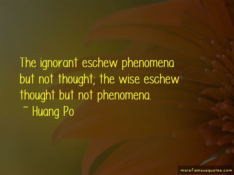 Huang Po Quotes Pictures 4