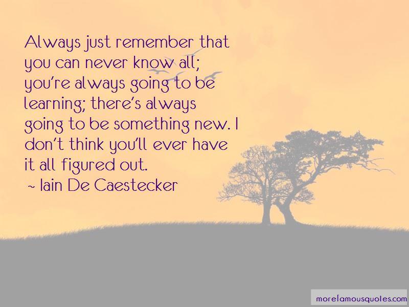 Iain De Caestecker Quotes Pictures 2