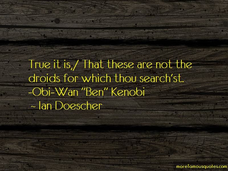 Ian Doescher Quotes Pictures 3