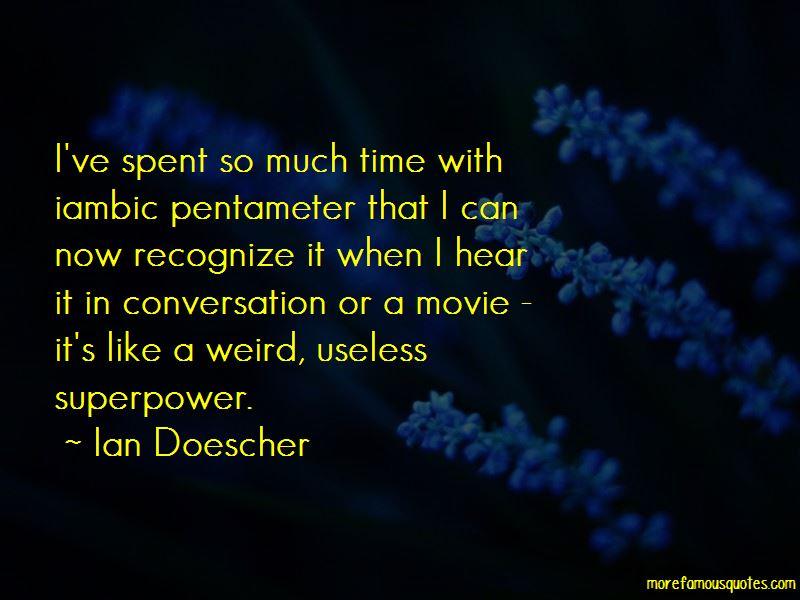 Ian Doescher Quotes