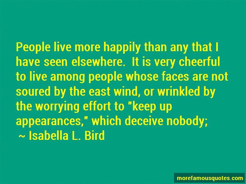 Isabella L. Bird Quotes Pictures 3