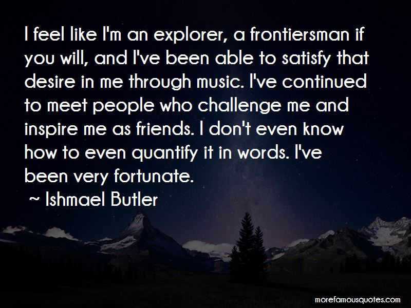 Ishmael Butler Quotes